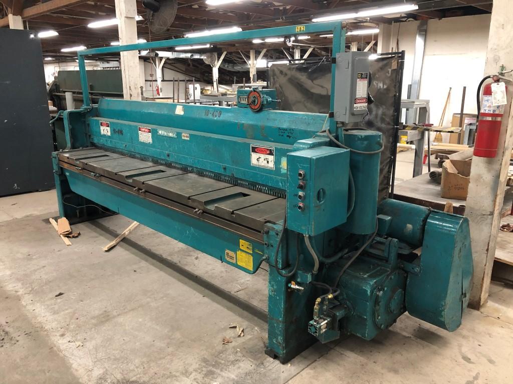 Absolute Machine Shop Equipment Liquidation NetAuction
