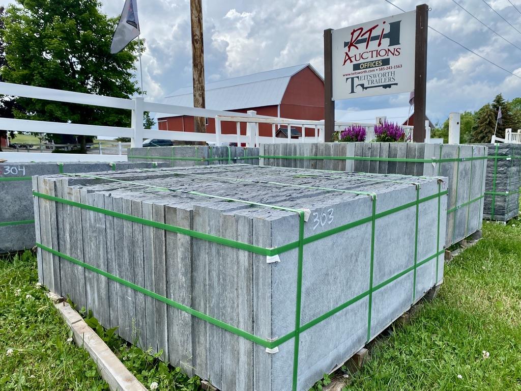 Landscape Stone & Nursery Stock Absolute NetAuctions – Groveland Summer 2021
