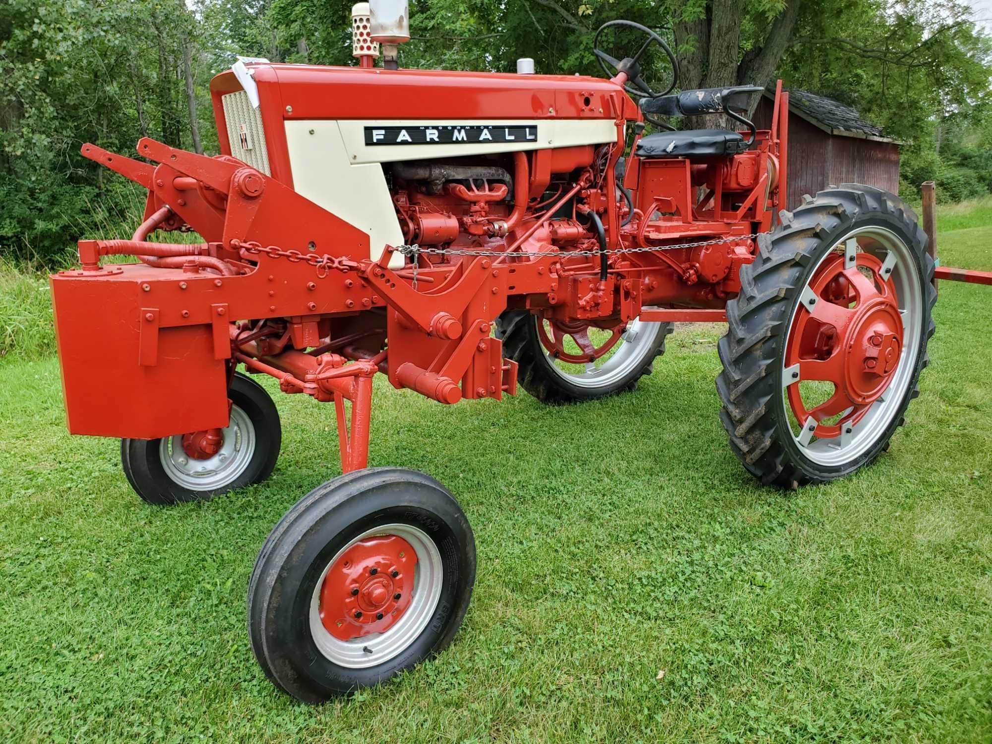 RandLeigh Farms and Equipment NetAuction