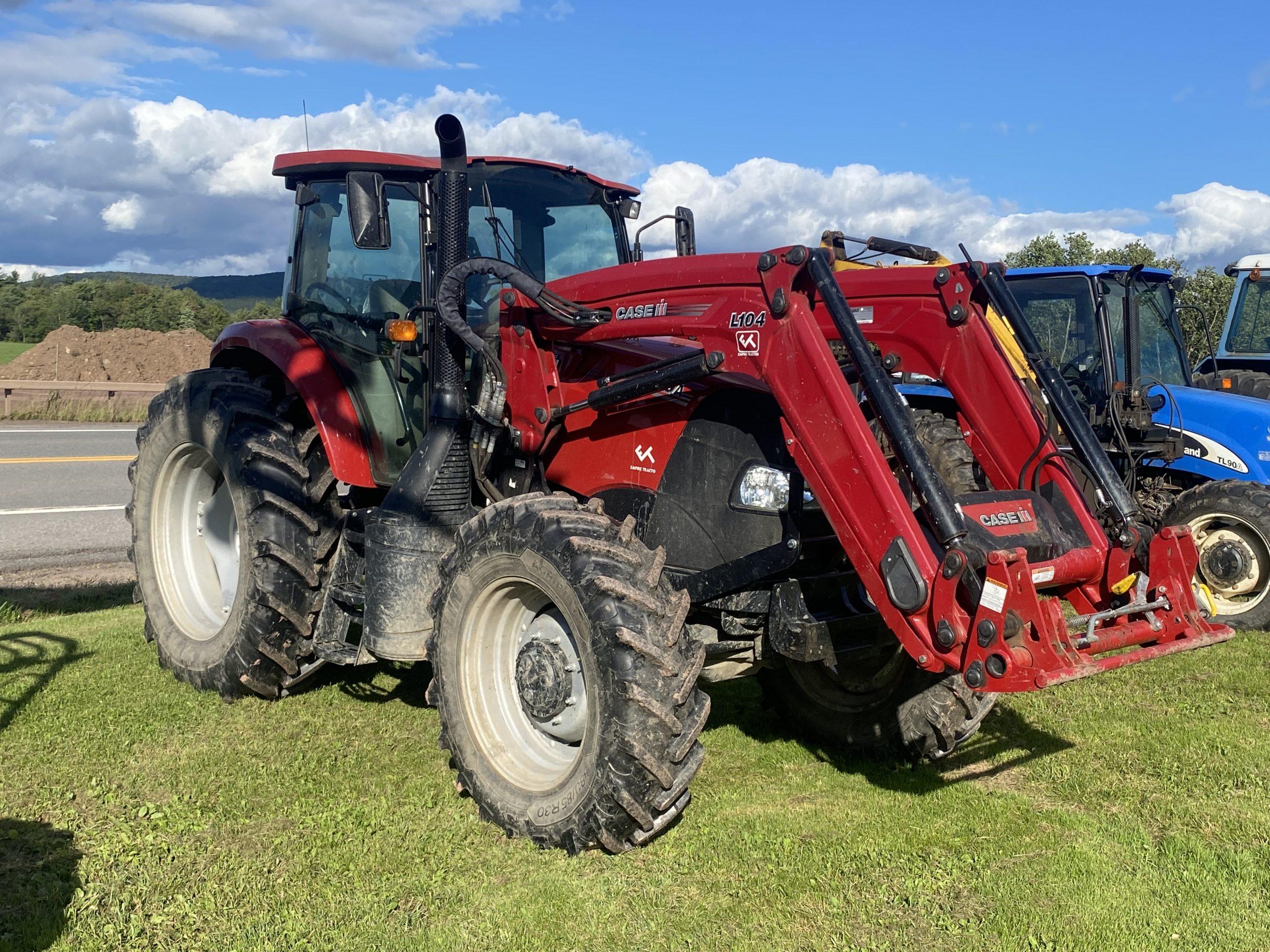 Eklund Farm Machinery Fall Used Equipment + Consignment Auction