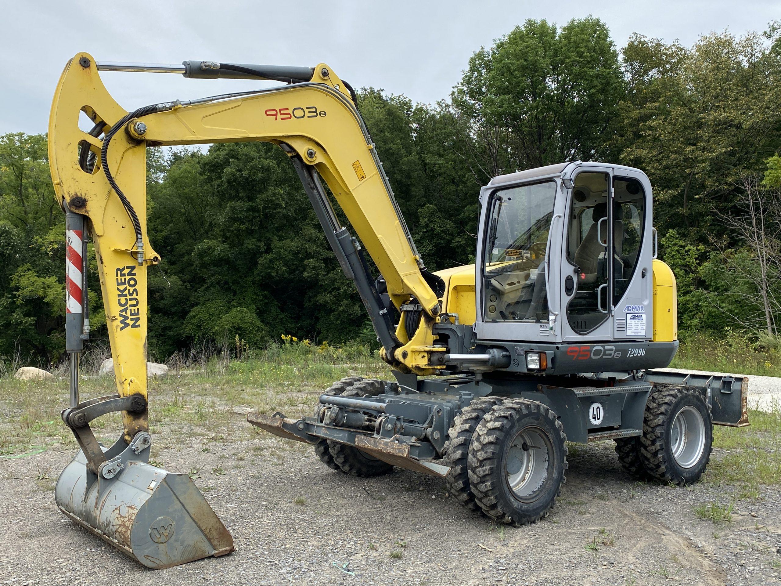 Monroe County Municipal & Contractor Equipment Auction